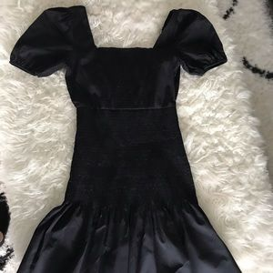 ZARA BLACK MINI DRESS